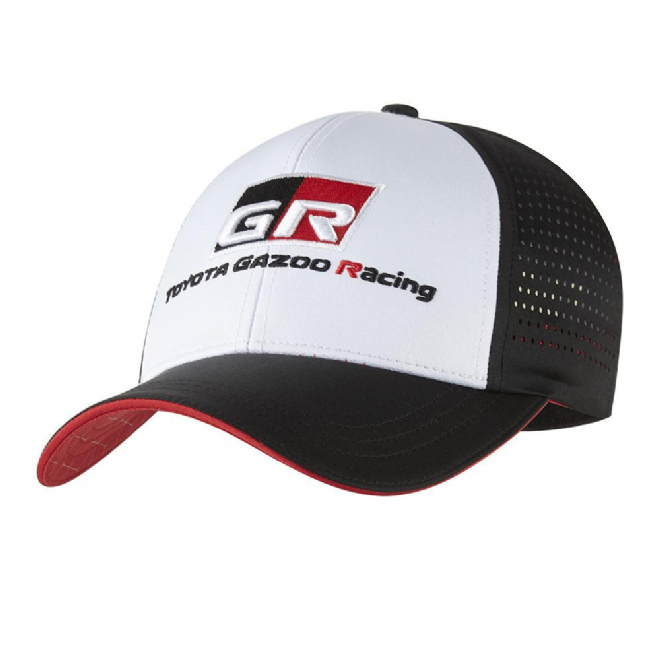 Toyota Gazoo Racing WEC Adults Team cap - White/Black